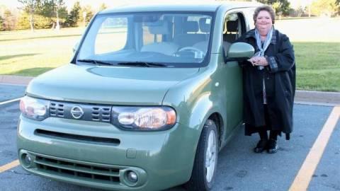 Rita's car
